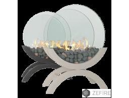 Биокамин напольный Zefire Iris mini