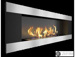 Биокамин Встраиваемый Zefire ELLIOT HORIZONTAL 1200