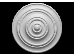 Полиуретановый декор Европласт розетка потолочная  1.56.014