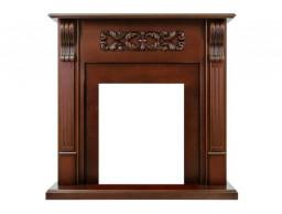 Dimplex портал Venice - Махагон коричневый антик
