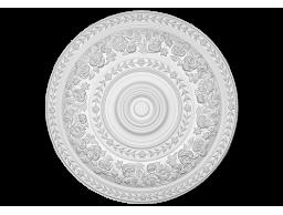 Полиуретановый декор Европласт розетка потолочная  1.56.046