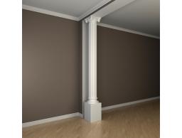 Полиуретановый декор Европласт колонна 1.30.205