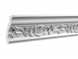 Полиуретановый декор Европласт потолочный карниз 1.50.162