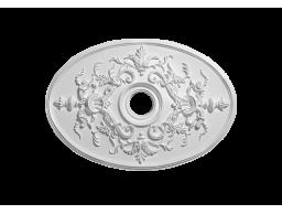 Полиуретановый декор Европласт розетка потолочная  1.56.041