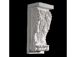 Полиуретановый декор Европласт кронштейн 1.19.004