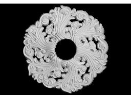 Полиуретановый декор Европласт розетка потолочная  1.56.003
