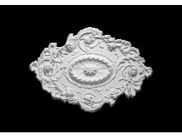 Полиуретановый декор Европласт розетка потолочная  1.56.029