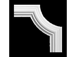 Полиуретановый декор Европласт угловой элемент 1.52.308