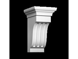 Полиуретановый декор Европласт кронштейн 1.19.013