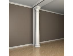 Полиуретановый декор Европласт колонна 1.30.304