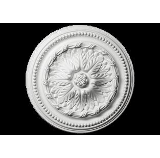 Полиуретановый декор Европласт розетка потолочная  1.56.007