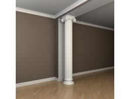 Полиуретановый декор Европласт колонна 1.30.212