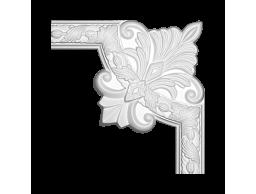 Полиуретановый декор Европласт угловой элемент 1.52.283