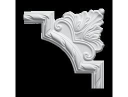 Полиуретановый декор Европласт угловой элемент 1.52.292