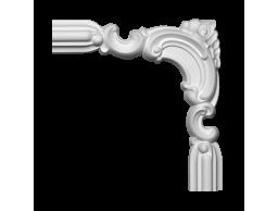 Полиуретановый декор Европласт угловой элемент 1.52.297