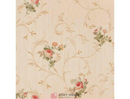 Обои Zambaiti Parati Satin Flowers 44651