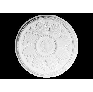 Полиуретановый декор Европласт розетка потолочная  1.56.033