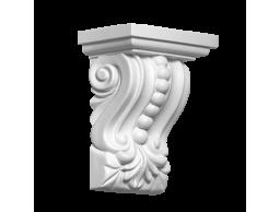 Полиуретановый декор Европласт кронштейн 1.19.011