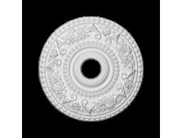 Полиуретановый декор Европласт розетка потолочная  1.56.056