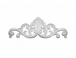 Полиуретановый декор Европласт орнамент 1.60.022