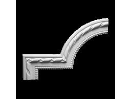 Полиуретановый декор Европласт угловой элемент 1.52.314