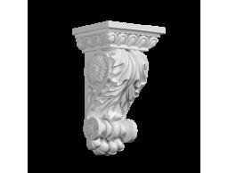 Полиуретановый декор Европласт кронштейн 1.19.016