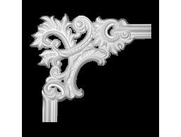 Полиуретановый декор Европласт угловой элемент 1.52.299