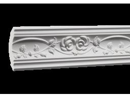 Полиуретановый декор Европласт потолочный карниз 1.50.205