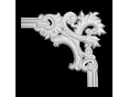 Полиуретановый декор Европласт угловой элемент 1.52.279
