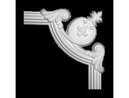 Полиуретановый декор Европласт угловой элемент 1.52.284