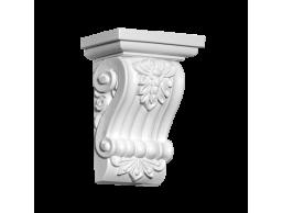 Полиуретановый декор Европласт кронштейн 1.19.012