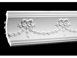 Полиуретановый декор Европласт потолочный карниз 1.50.120