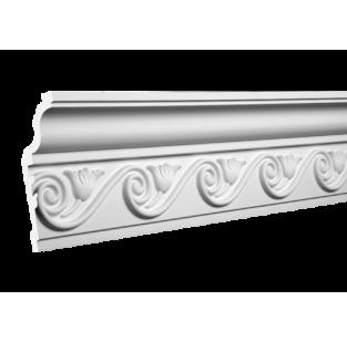 Полиуретановый декор Европласт потолочный карниз 1.50.250