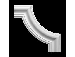 Полиуретановый декор Европласт угловой элемент 1.52.302