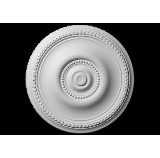 Полиуретановый декор Европласт розетка потолочная  1.56.002