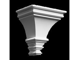 Полиуретановый декор Европласт кронштейн 1.19.014