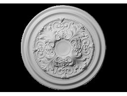 Полиуретановый декор Европласт розетка потолочная  1.56.001