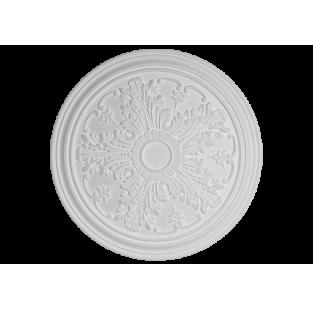 Полиуретановый декор Европласт розетка потолочная  1.56.034