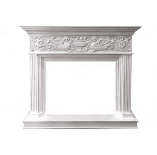 Dimplex портал Palace - Белый с серебром