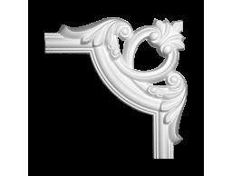 Полиуретановый декор Европласт угловой элемент 1.52.285
