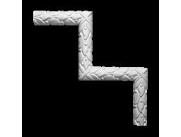 Полиуретановый декор Европласт угловой элемент 1.52.303