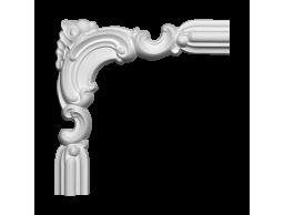 Полиуретановый декор Европласт угловой элемент 1.52.298