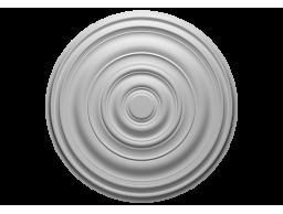 Полиуретановый декор Европласт розетка потолочная  1.56.018