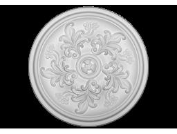Полиуретановый декор Европласт розетка потолочная  1.56.048