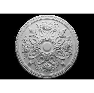 Полиуретановый декор Европласт розетка потолочная  1.56.025