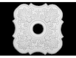 Полиуретановый декор Европласт розетка потолочная  1.56.053
