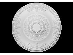 Полиуретановый декор Европласт розетка потолочная  1.56.045