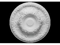 Полиуретановый декор Европласт розетка потолочная  1.56.021