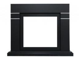 Dimplex портал Lindos - Черный (Высота 985мм)