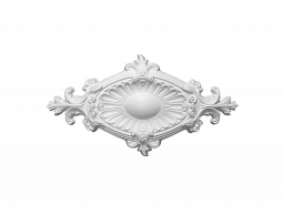 Полиуретановый декор Европласт розетка потолочная  1.56.043